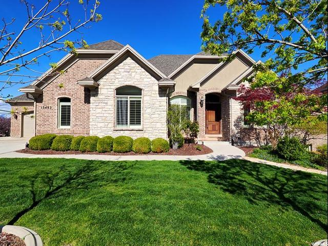 13482 S Aintree Ave E, Draper, UT 84020 (#1596134) :: Bustos Real Estate | Keller Williams Utah Realtors