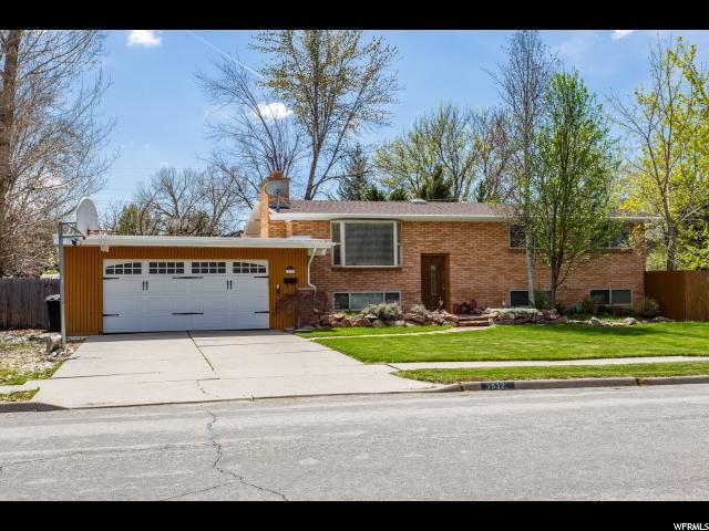 1532 E Meadowmoor Rd S, Holladay, UT 84117 (#1596135) :: Bustos Real Estate   Keller Williams Utah Realtors