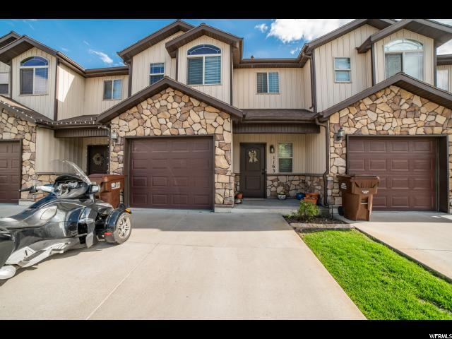 1163 Lancelot, West Haven, UT 84401 (#1596137) :: Big Key Real Estate