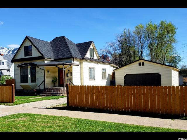 825 E 22ND St, Ogden, UT 84401 (#1596138) :: Big Key Real Estate