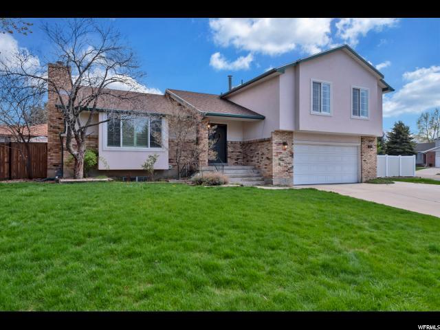 8999 S Cheshire Dr, Sandy, UT 84093 (#1596166) :: Bustos Real Estate | Keller Williams Utah Realtors