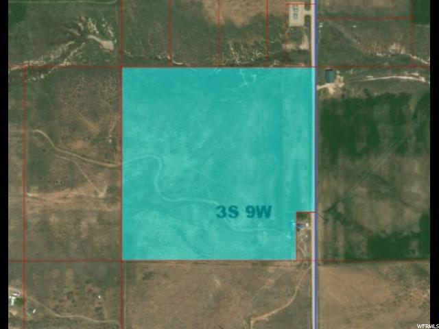 6000 S 46000 W, Fruitland, UT 84027 (#1596169) :: Big Key Real Estate
