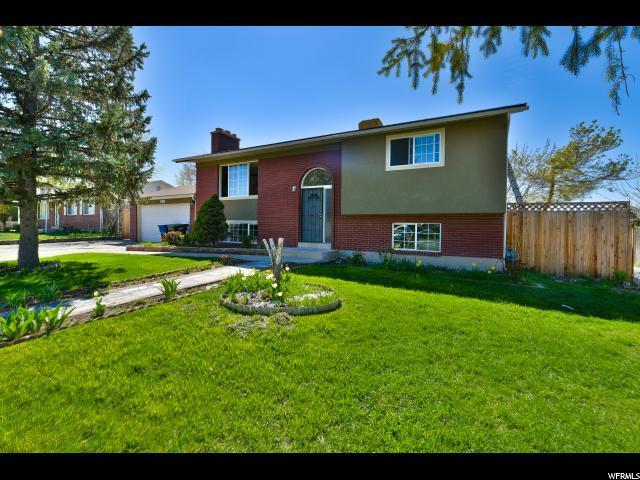 4226 S Alice Way W, West Valley City, UT 84119 (#1596173) :: Bustos Real Estate | Keller Williams Utah Realtors
