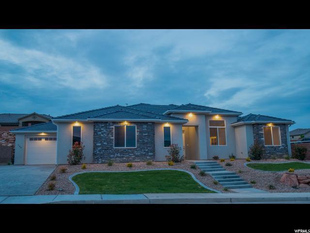 794 W Sunset Mesa Dr, Washington, UT 84780 (#1596175) :: Bustos Real Estate | Keller Williams Utah Realtors