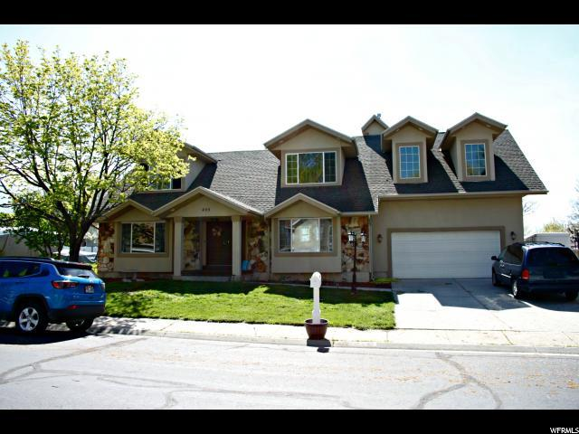 499 Country Clb, Stansbury Park, UT 84074 (#1596183) :: Keller Williams Legacy