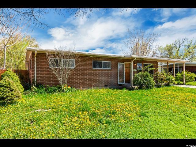 1316 N Sonata St #14, Salt Lake City, UT 84116 (#1596204) :: Big Key Real Estate
