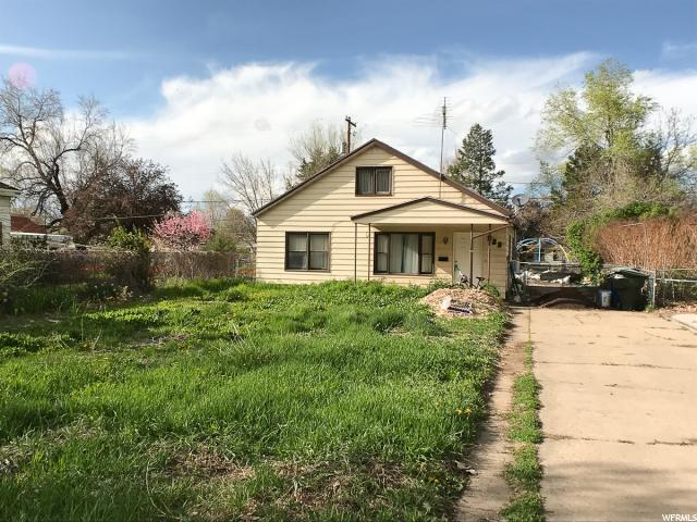 838 E 29TH S, Ogden, UT 84403 (#1596207) :: Big Key Real Estate