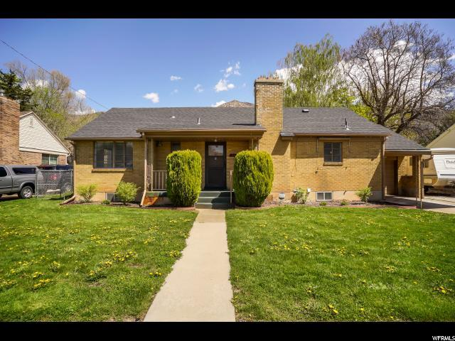 3056 Hawthorne Ave, Ogden, UT 84403 (#1596216) :: Big Key Real Estate