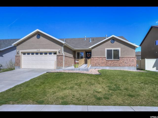 563 S Willow Park Dr #469, Lehi, UT 84043 (#1596225) :: Colemere Realty Associates