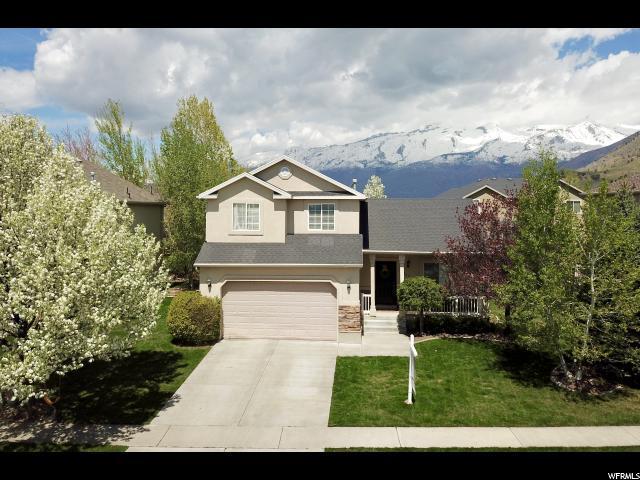 4058 W Valderrama, Cedar Hills, UT 84062 (#1596228) :: Bustos Real Estate | Keller Williams Utah Realtors