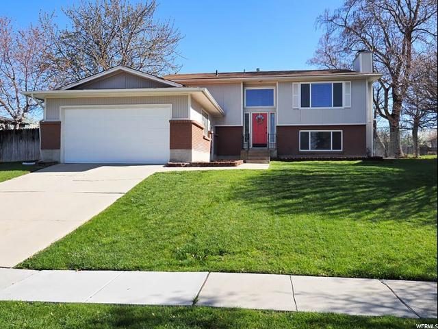 904 W Riverbend Dr, Murray, UT 84123 (#1596232) :: Action Team Realty