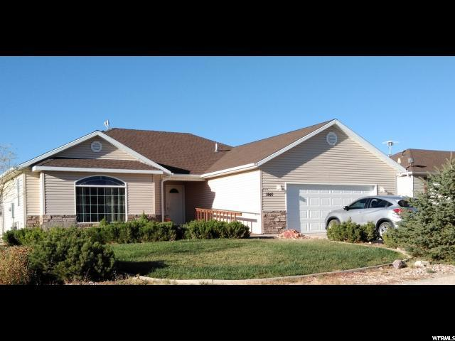 1841 E Saddleback View Dr, Enoch, UT 84721 (#1596237) :: Colemere Realty Associates