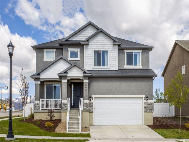 5084 W Birkinwood Ln #96, Herriman, UT 84096 (#1596242) :: Bustos Real Estate | Keller Williams Utah Realtors