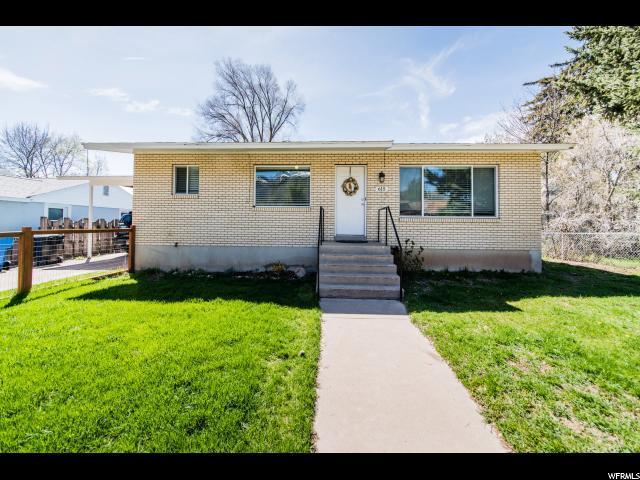 615 S 500 E, River Heights, UT 84321 (#1596253) :: Big Key Real Estate