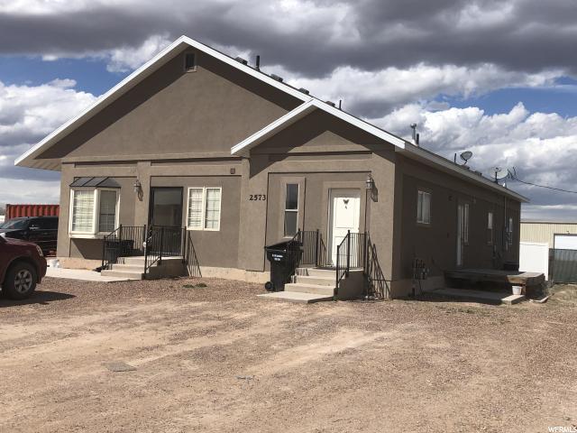2573 S 2800 W, Roosevelt, UT 84066 (#1596258) :: Big Key Real Estate