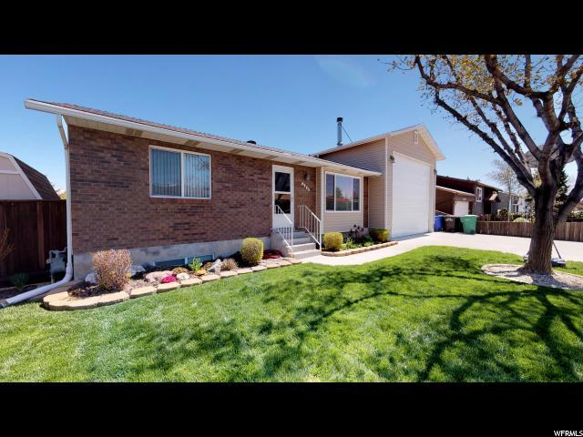 6525 S Clernates Dr, West Jordan, UT 84081 (#1596262) :: Bustos Real Estate | Keller Williams Utah Realtors