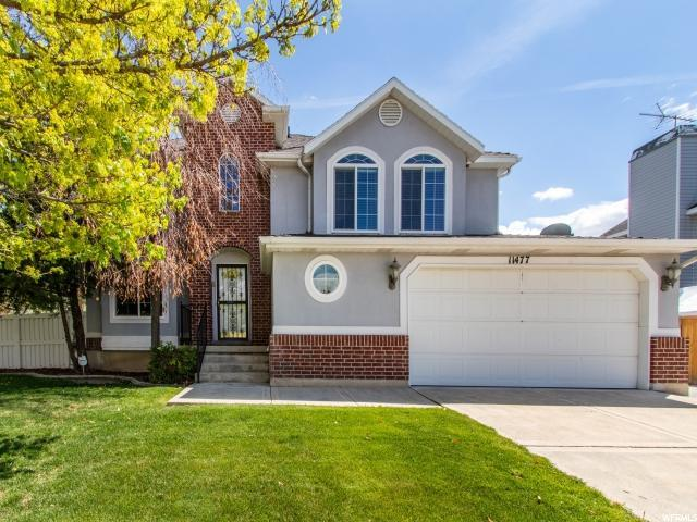 11477 S Cranberry Hill Ct E, Draper, UT 84020 (#1596267) :: Bustos Real Estate | Keller Williams Utah Realtors