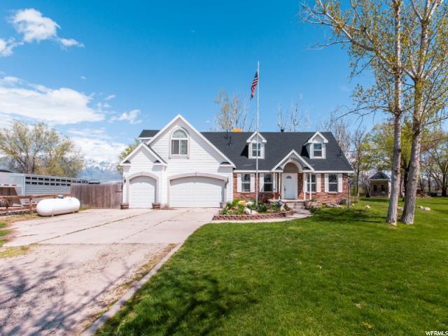 2020 N 6200 W, Ogden, UT 84404 (#1596276) :: Big Key Real Estate