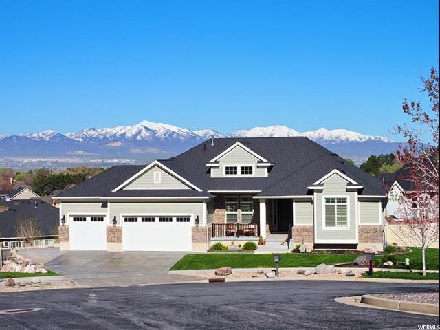 2087 E Pleasant Valley Ct, Sandy, UT 84092 (#1596279) :: Bustos Real Estate | Keller Williams Utah Realtors