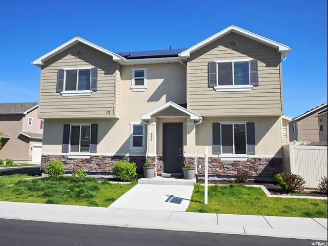 956 N Stonehaven Dr N, North Salt Lake, UT 84054 (#1596293) :: Keller Williams Legacy