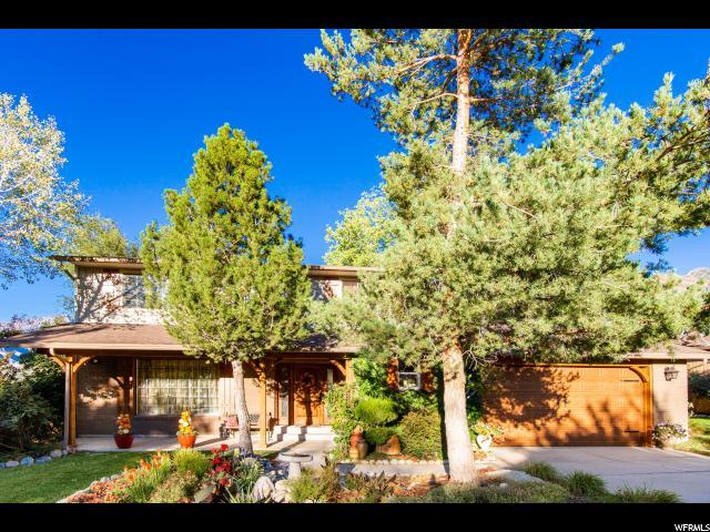 8943 S Cobblecrest Ln E, Sandy, UT 84093 (#1596294) :: Big Key Real Estate