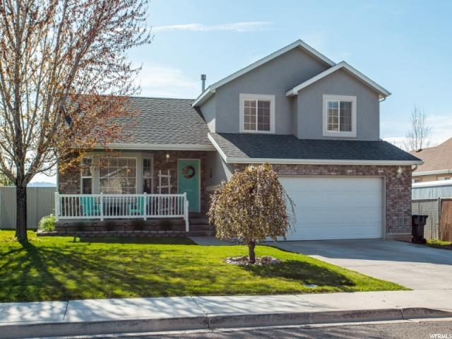 624 S 350 E, Santaquin, UT 84655 (#1596296) :: Bustos Real Estate | Keller Williams Utah Realtors