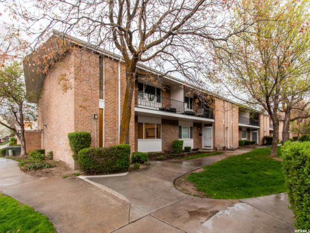 730 E Three Fountains Dr S #91, Murray, UT 84107 (#1596299) :: Bustos Real Estate   Keller Williams Utah Realtors