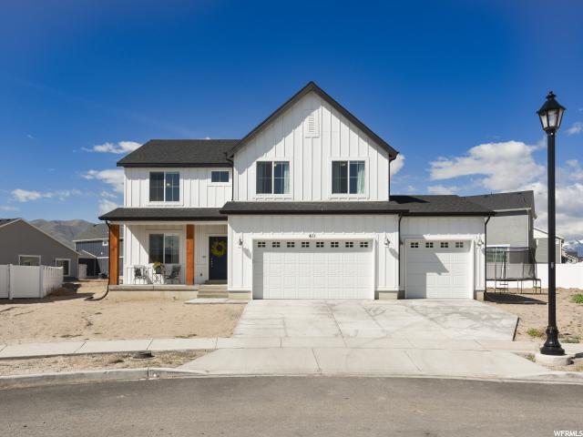 611 S Ravenwood Ln E #364, Saratoga Springs, UT 84045 (#1596330) :: Bustos Real Estate | Keller Williams Utah Realtors