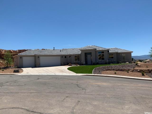 1034 E High Noon Cir S #80, Washington, UT 84780 (MLS #1596335) :: Lawson Real Estate Team - Engel & Völkers