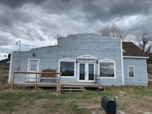 1573 S Fish Creek Rd E, Bancroft, ID 83217 (#1596373) :: Action Team Realty