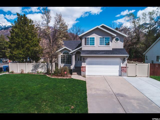 7015 S White Aspen Cv, Cottonwood Heights, UT 84121 (#1596460) :: RE/MAX Equity