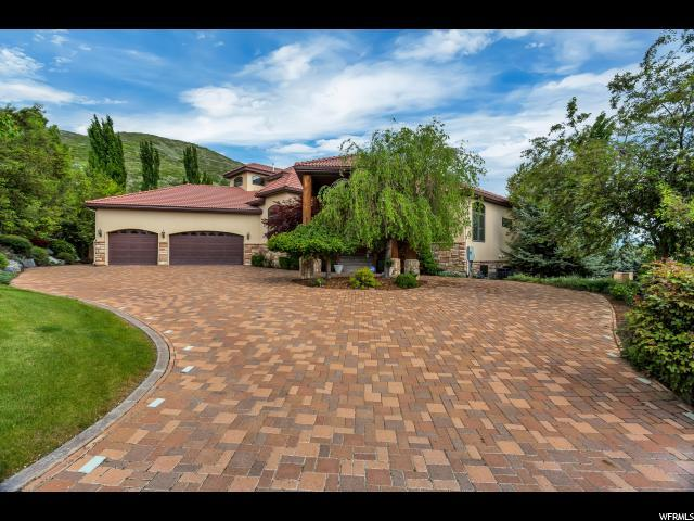 183 S Dry Canyon Dr, Lindon, UT 84042 (#1596499) :: Exit Realty Success