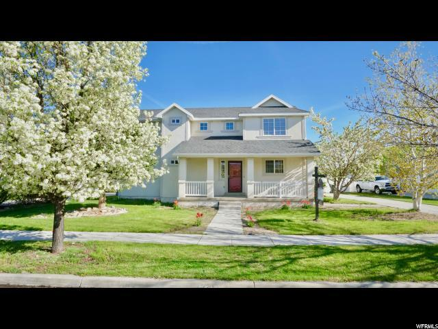 240 W 1960 N, Tooele, UT 84074 (#1596554) :: Action Team Realty