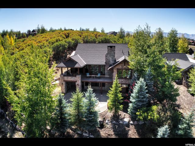 8670 Ranch Club Ct, Park City, UT 84098 (#1596574) :: Red Sign Team