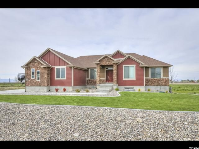 1445 E Cluff Ln, Lake Point, UT 84074 (#1596648) :: Exit Realty Success