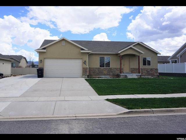 2321 S 450 E, Heber City, UT 84032 (MLS #1596673) :: High Country Properties