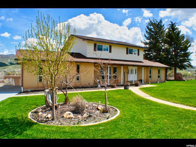 2025 S Morgan Valley Dr W, Richville, UT 84050 (#1596682) :: goBE Realty
