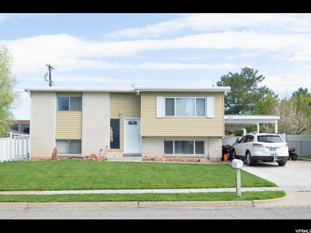 1668 W 1920 N, Layton, UT 84041 (#1596755) :: Action Team Realty