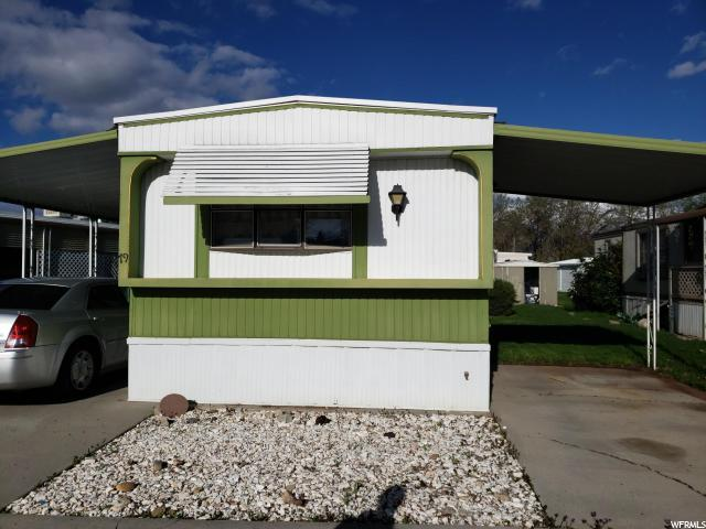 3800 S Monte Vista 1900 #79, Roy, UT 84067 (#1596780) :: Keller Williams Legacy