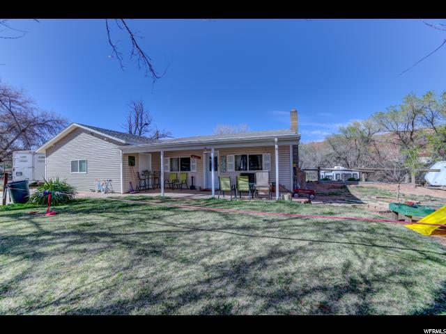 1517 Spanish Valley Dr, Moab, UT 84532 (#1596790) :: Exit Realty Success