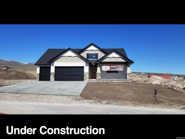 10760 N 8400 W, Tremonton, UT 84337 (#1596870) :: Red Sign Team