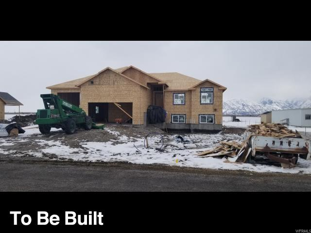 10782 N 8400 W, Tremonton, UT 84337 (#1596873) :: Red Sign Team