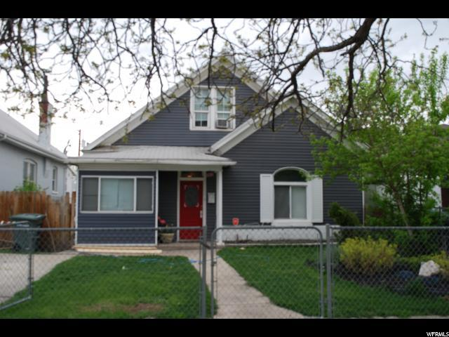 742 S 900 W, Salt Lake City, UT 84104 (#1597118) :: Big Key Real Estate