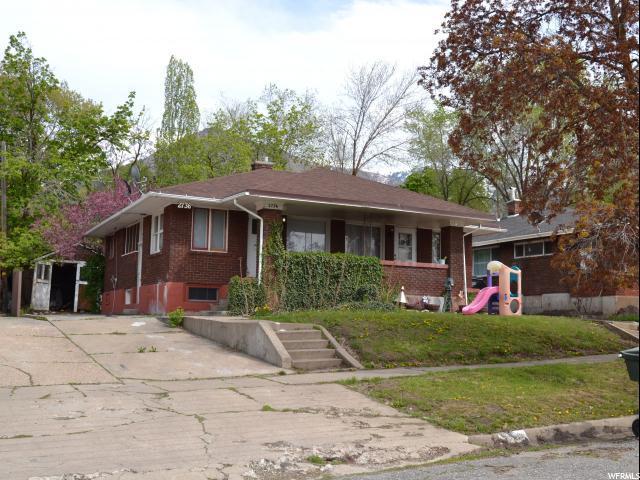 2736 Brinker Ave, Ogden, UT 84403 (#1597161) :: Von Perry | iPro Realty Network