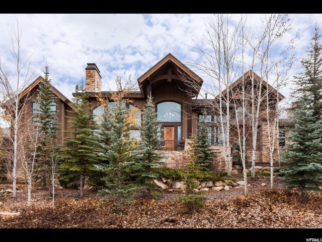 2325 W Red Pine Rd, Park City, UT 84098 (MLS #1597210) :: High Country Properties
