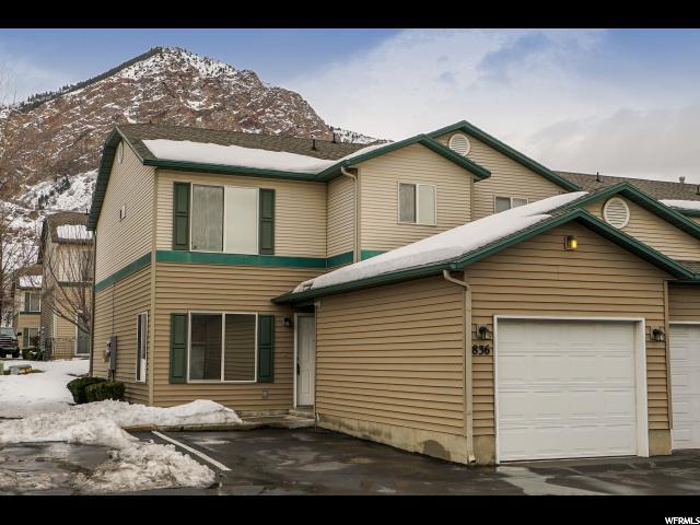 836 E 760 N, Ogden, UT 84404 (#1597233) :: Big Key Real Estate