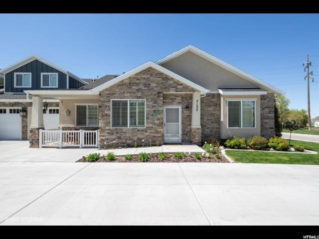 7135 W Oromia View Dr S, West Valley City, UT 84128 (#1597295) :: Big Key Real Estate