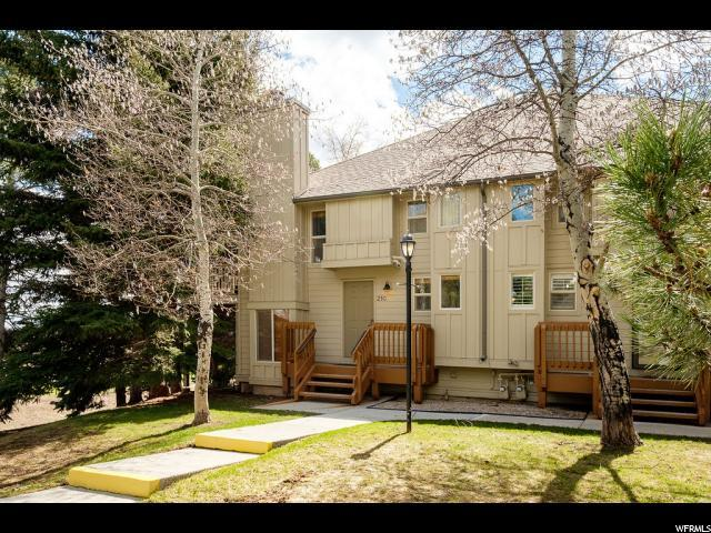2100 Canyons Resort Dr 21C, Park City, UT 84098 (MLS #1597381) :: High Country Properties