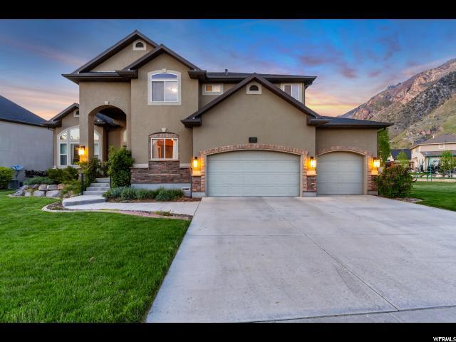 4208 W Park Dr, Highland, UT 84003 (#1597385) :: Big Key Real Estate