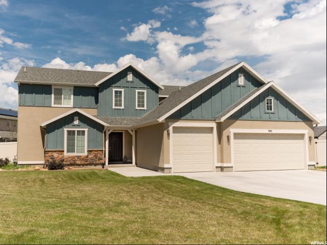 941 N Callie Ct, North Salt Lake, UT 84054 (#1597529) :: goBE Realty